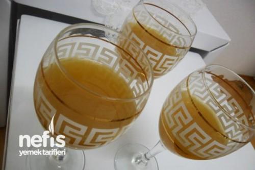 Şeftali ve Kavunlu Ice Tea Tarifi