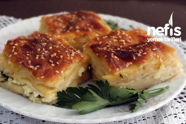 Su Böreği (peynirli) Tarifi
