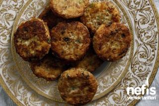 Ton Balıklı Patates Köftesi Tarifi