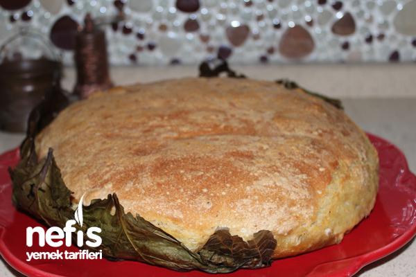 Trabzon Usulü Köy Ekmeği 2