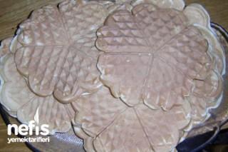 Waffle Hamuru Yapımı Tarifi