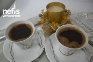Yeşil Çaylı Kahve Tarifi