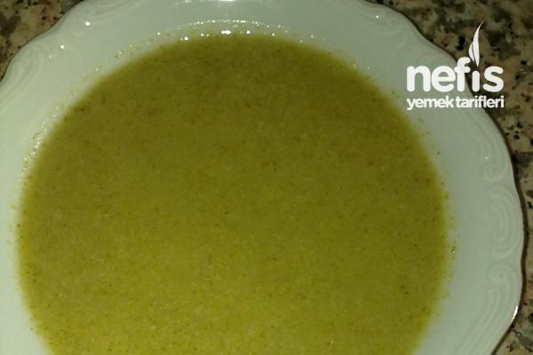 Brokolili Soğuk Çorba Tarifi