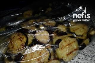 Derin Dondurucuda Patlıcan Saklama Tarifi