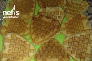 Evde Waffle Yapımı Tarifi