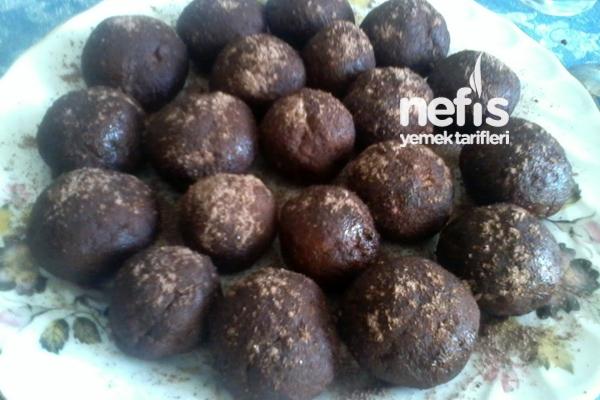 Kakaolu Pastalar ve Kakao Topları 2