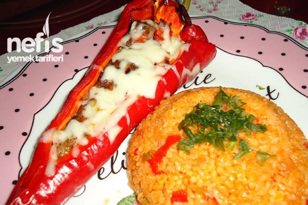Kırmızı Biber Kebabı Tarifi