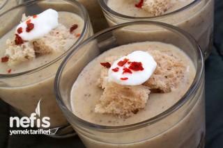 Kremalı Mantar Çorbası Yapımı Tarifi