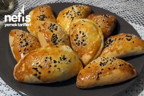 Mayasiz Kolay Pogaca – Peynirli Pogaca Tarifi