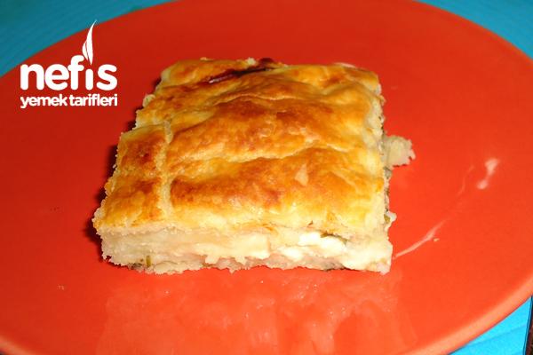 Milföy ile Açma Börek Tarifi