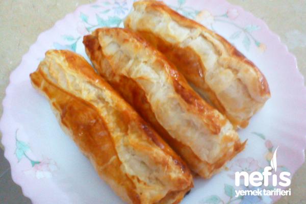 Patlıcanlı Börek Yapımı Tarifi