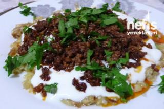Ali Nazik Kebabı Yapımı Tarifi