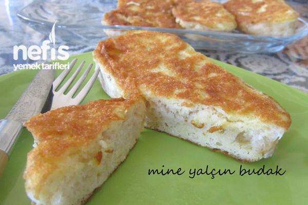 Az Yağda Ekmek Kızartması Tarifi