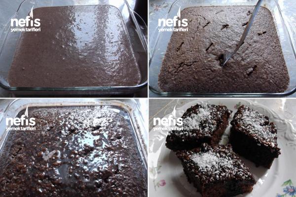 Brownie (ıslak kek) Tarifi 1