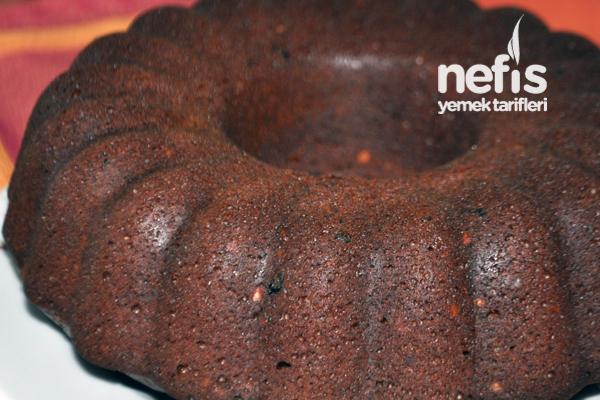 Çikolatalı Fındıklı Kek Tarifi 2