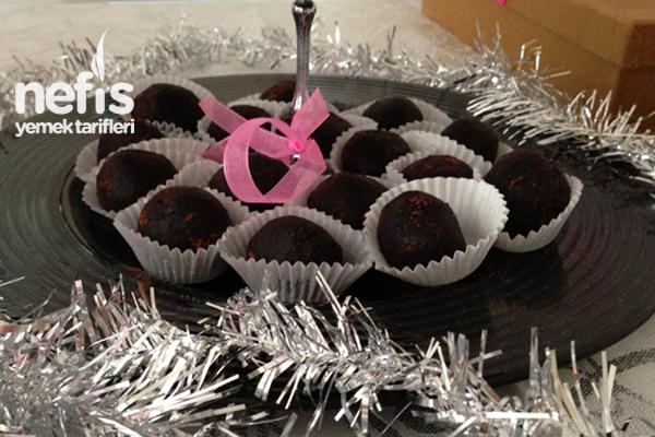 Çikolatalı Pop Kek Tarifi