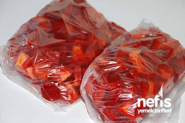 Dondurucuda Kırmızı Biber