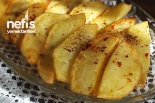 Elma Dilimi Patates Tarifi
