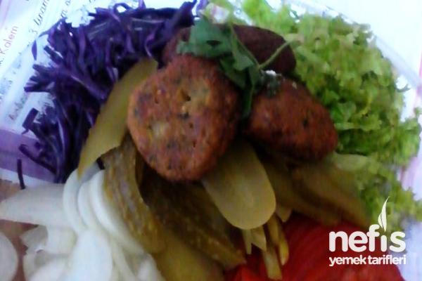 Falafel (Lübnan Köftesi)