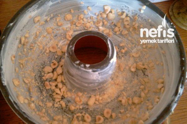 Kakaolu fındıklı kek tarifi 2