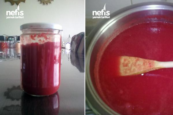 Kırmızı Biber Salçası Tarifi