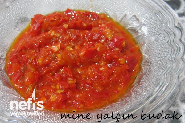 Kırmızı Biber Sosu 1