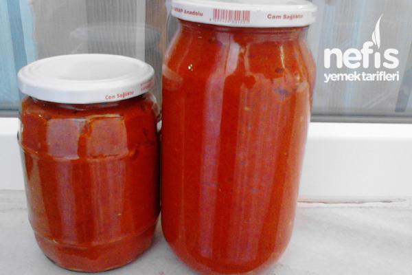 Kırmızı Biberli ve Patlıcanlı Kahvaltılık Tarifi