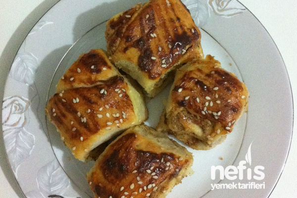 Mayalı Haşhaşlı Çörek Tarifi