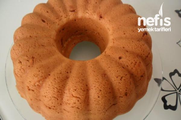 Meyveli Kek Yapımı 2
