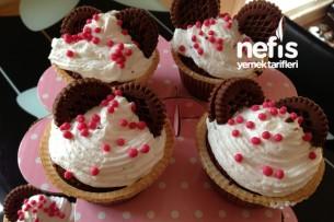 Mini Mouse Cupcake Tarifi