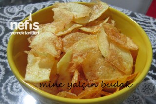 Patates Cipsi Tarifi