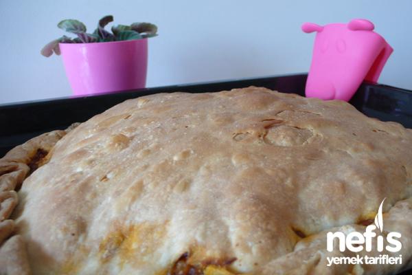 Patlıcanlı Arnavut Böreği Tarifi