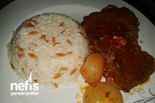 Salçalı (Soslu) Biftek Tarifi