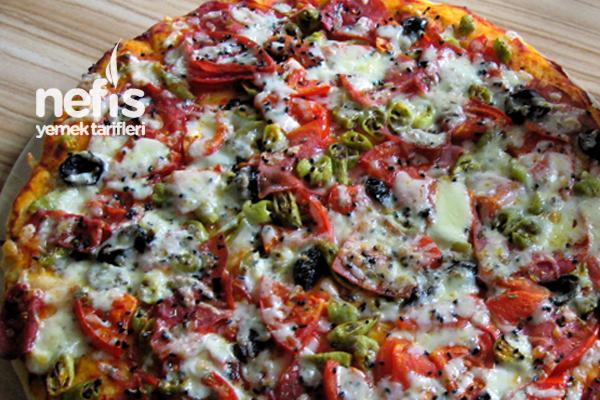 Anne Pizzası Tarifi
