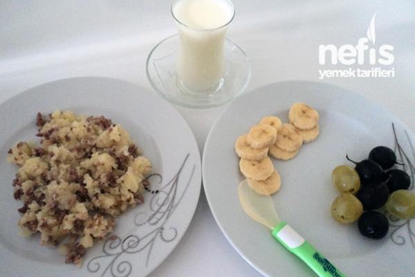 Bebekler İçin Öğle Yemeği Menüsü Tarifi
