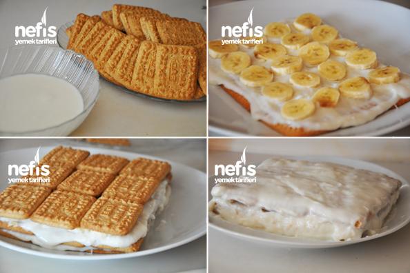 Burçak Bisküvi Pastası 2