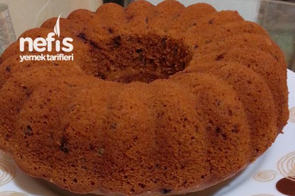 Cevizli Tarçınlı Kek (videolu) Tarifi
