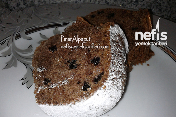 Çikolatalı Çaylı Kek Tarifi