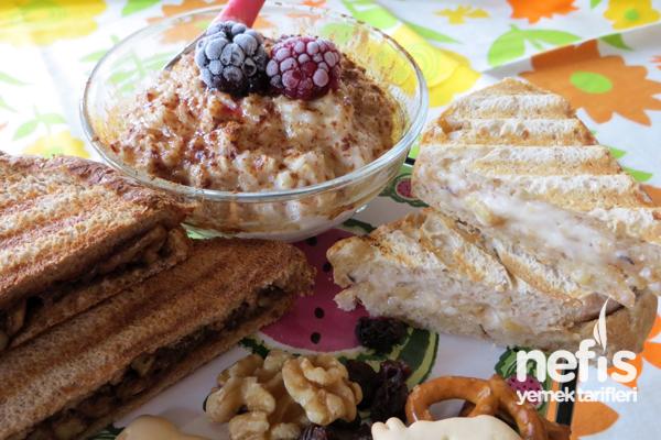 Çocuklar İçin Kahvaltı Önerileri Tarifi