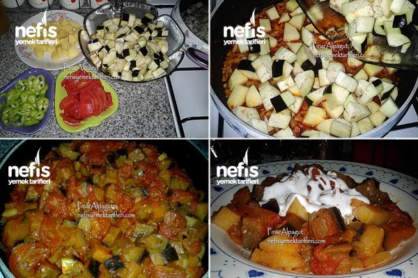 Etsiz Patlıcan Tava 1
