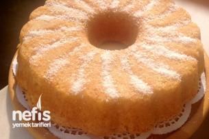 Hindistan Cevizli Portakallı Pastane Keki Tarifi