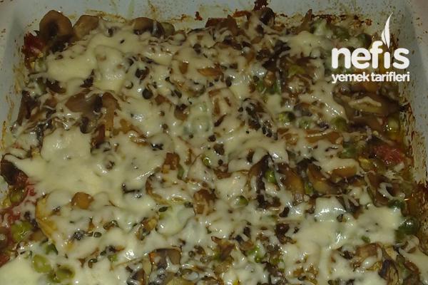 Köfte Pizzası Tarifi