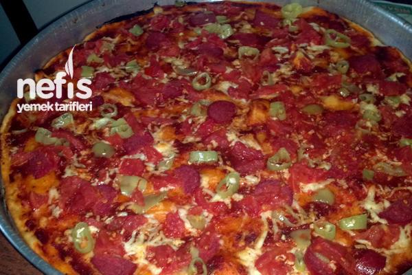 Leziz Pizza Tarifi