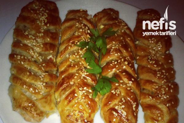 Milföy Örgü Böreği Tarifi