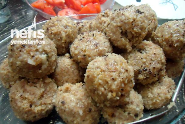 Muş köftesi yemek tarifi yapılışı — Görsel Yemek Tarifleri ...
