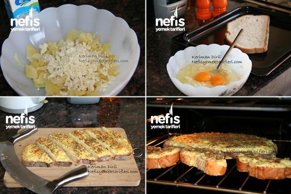 Patatesli-Sütlü Dilimler 2