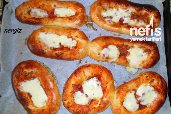 Pizza Yapımı Tarifi