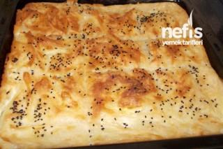 Sütlü Peynirli Börek Tarifi