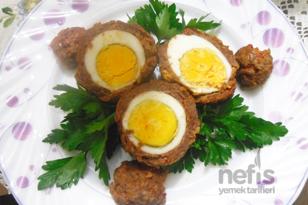 Yumurta Kebabı Tarifi