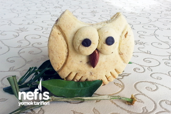Baykuş Kurabiye Tarifi